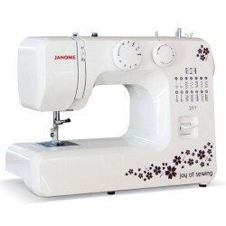 Janome - Janome 311 Joy of Sewing Dikiş Makinesi (Koli Hasarlı)
