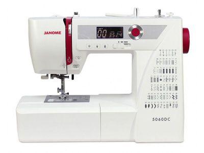 Janome 5060DC - Elektronik Dikiş Makinesi