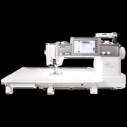 Janome - Janome Continental CM7 Professional Elektronik Dikiş Nakış Makinesi