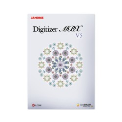 Janome Digitizer MBX Software - Thumbnail