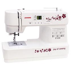 Janome - Janome E 1030 Elektronik Dikiş Makinesi