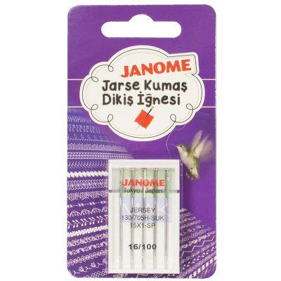 Janome 6 Paket Jarse Ev Tipi Makina İğnesi