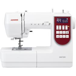 Janome - Janome DM 7200 Dikiş Nakış Makinesi (Uzatma Tablalı)