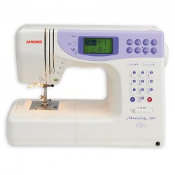 Janome - Janome MC 4900 - Elektronik Dikiş, Nakış Makinesi