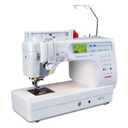 Janome - Janome MC 6600 - Elektronik Dikiş, Nakış Piko Makinesi (Uzatma Tablalı)