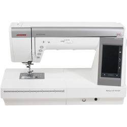 Janome - Janome MC9450 Elektronik Dikiş Nakış Makinesi