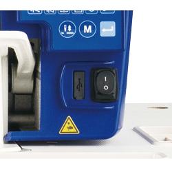 JUKI DDL-7000AS-7 Kafadan Motorlu Elektronik Düz Dikiş Makinası - Thumbnail