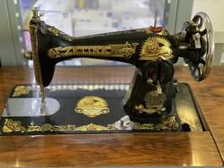 Zetina - Zetina Antika Ev Tipi Dikiş Makinası (1970)