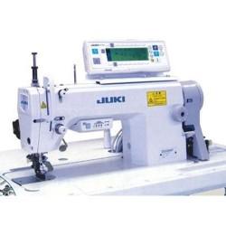 Juki - Juki DLU-5494N-7/IP110 Üst Transportlu Step Motorlu Mola Programlı Elektronik Kilit Dikiş Makinası