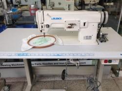 Juki - Juki LZ-391N Zigzag ve Nakış İşleme Dikiş Makinası 2.El