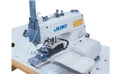 Juki MB-1373/00S Çift Düğüm Sistemli Mekanik Düğme Dikiş Makinası