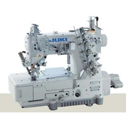 Juki - Juki MF-7723-C10-B56/TC/FC/AK/AB2/IPG Bant/Biye Reçme Makinası, Elektronik, Fotoselli, Kesicili