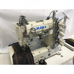 Juki - Juki MF-7723-U10-B64/UT33 Havalı Etek Reçme Makinası - 2.El