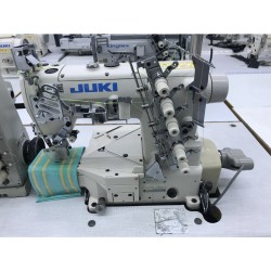 Juki - Juki MF-7823-H21-B56/UT25 Burunlu Reçme Makinası - 2.El