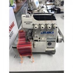 Juki - Juki MO-6114D-BE6-44H 4 İplik Overlok Makinası - Yağsız - 2.El
