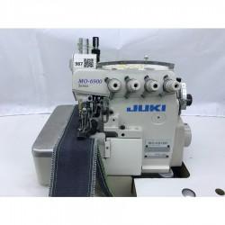 Juki - Juki MO-6916R-FF6-300 5 İplik Transportlu Overlok Makinası - 2.El