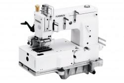 KANSAI SPECIAL - Kansai DFB-1412-P 12 İğne Zincir Dikiş (6.4mm) Kavramalı Motor