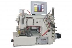 KANSAI SPECIAL - Kansai DLR-1509-P/OTM Full Otomatik Kemer Otomatı