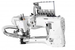 KANSAI SPECIAL - Kansai FSX-6604-DD-DM-60/CS-2 Lok Makinası İplik Kes. Ayak Kal. + Direct Drive (Japon)
