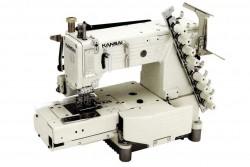 KANSAI SPECIAL - Kansai FX-4404-P Burunlu 4 İğne Zincir Dikiş (8.5mm) Kavramalı Motor