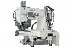 KANSAI SPECIAL - Kansai NM-1001SPJ-CDI-UTC-A Kot Paça Kıvırma İplik Kesicili + Servo Motor (Kansai)