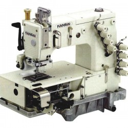KANSAI SPECIAL - Kansai Special DFB-1404PMD 4 İğne Lastik Zincir Dikiş