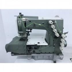 Kansai Special - Kansai Special DFB-1404PMD 4 İğne Lastik Zincir Dikiş Makinası - 2.El