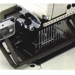 KANSAI SPECIAL - Kansai Special DFB-1412-PSSM-ET 12 İğne 9 Kamlı Süs Zincir Dikiş Lastik İplikli