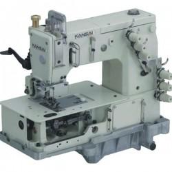 KANSAI SPECIAL - Kansai Special DLR-1503-PTF 3 İğne Zincir Dikiş Düz Yatak.