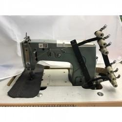 Kansai Special - Kansai Special DLR-1503VTF 3 İğne Zincir Dikiş Makinası - Yeşil - 2.El