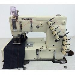 KANSAI SPECIAL - Kansai Special DLR-1508P Kemer Makinası - 2.El