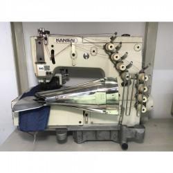 Kansai Special - Kansai Special DLR-1508P Kot Kemer Makinası - 2.El