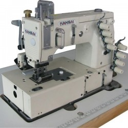 KANSAI SPECIAL - Kansai Special DLR-1509P Kemer - Zincir Dikiş Makinası