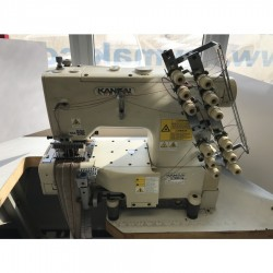 KANSAI SPECIAL - Kansai Special FBX-1106P 6 İğne Kemer Makinası - 2.El