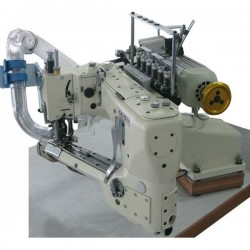 KANSAI SPECIAL - Kansai Special FSX-6604LM-DM-60/CS-2-K Lok Makinası İnce Ve Orta İşler İçin