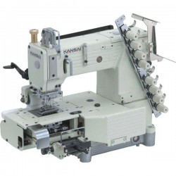 KANSAI SPECIAL - Kansai Special FX-4404-PMD Burunlu 4 İğne Lastik Zincir Dikiş