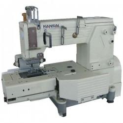 KANSAI SPECIAL - Kansai Special FX-4406-P Burunlu 6 İğne Zincir Dikiiş