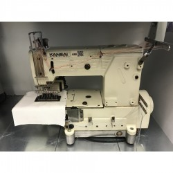 Kansai Special - Kansai Special FX-4406P 12 İğne Burunlu Çekicili Lastik Makinası - 2.El