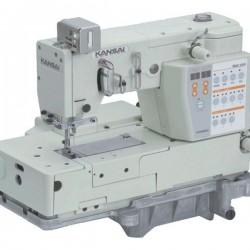KANSAI SPECIAL - Kansai Special MAC-100 Elektronik Programlı Kenar İşleme Ve Kroşeta