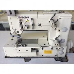 KANSAI SPECIAL - Kansai Special PX-302-4W Kroşeta Makinası-2.El