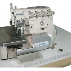 KANSAI SPECIAL - Kansai Special UK-1116H-03X-5X6 5 İplik Overlok (Kot)