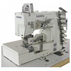 KANSAI SPECIAL - Kansai Special WX-8803-1S Karpuz Çekirdeği Zincir Dikiş