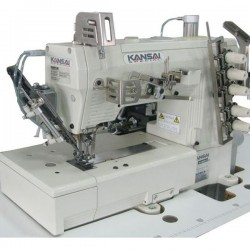 KANSAI SPECIAL - Kansai Special WX-8803-D/UTC-E Etek Reçme Havalı İplik Kesicili
