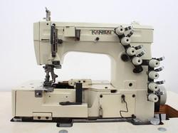KANSAI SPECIAL - Kansai W-8103-IS 2 İğne 3 İplik Dikiş Makinası