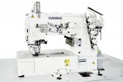 KANSAI SPECIAL - Kansai WX-8803-AH/UF Etek Reçme Transportlu Kavramalı Motor