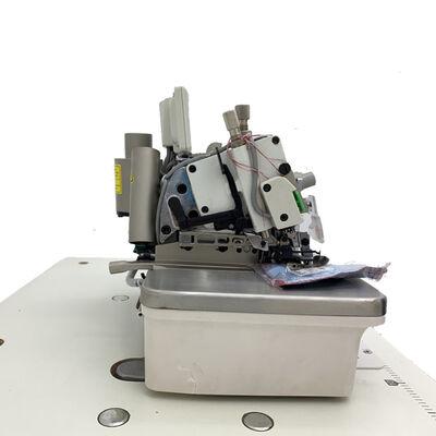 Sevmak VT-3216EXT-05UBT 5 İplik Transportlu Tam Otomatik Akıllı İplik Kesicili Overlok Makinası