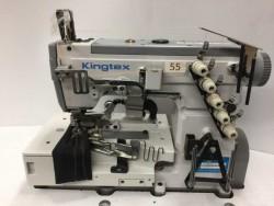 Kingtex - Kingtex FT6503-0-64M Biye Kesicili Reçme Makinası - 2.El