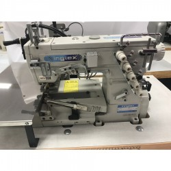 Kingtex - Kingtex FT7003 0364M Bant Reçme Makinası Çekicili - 2.El
