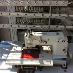 KİNGTEX - Kingtex MT-4525P 25 İğne Gipe Lastik Makinası - 2.El