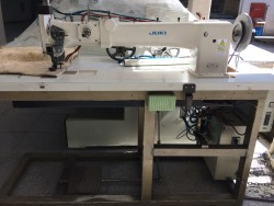 Juki - LG-158-1U Tek İğne Uzun Kafa Çadır Makinesi - 2.El